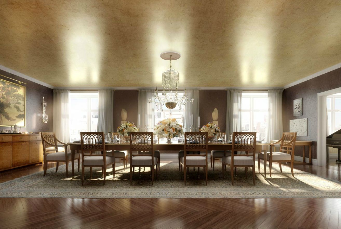 Extravagant Dining Room Trends This Month || Feel The Wilderness Straight  From Your Home And