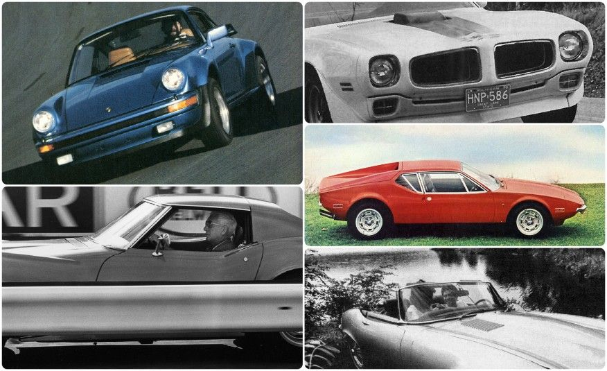 Tested The 10 Quickest Cars Of The 1970s Car And Driver Drivers Test Car