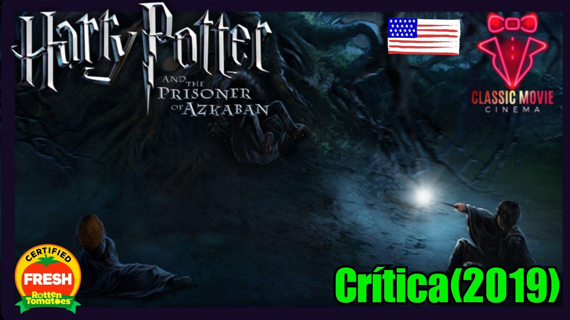 Harry Potter E O Prisioneiro De Azkaban Harry Potter And The