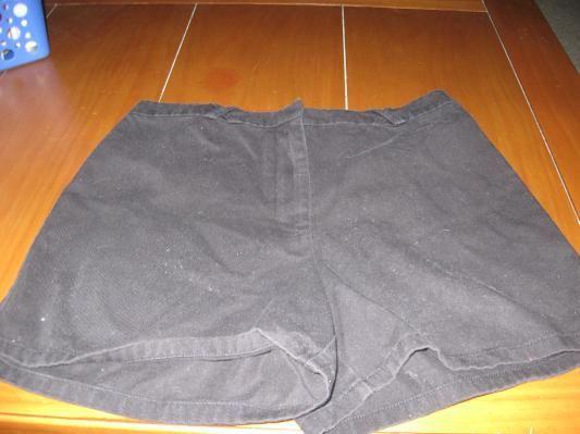 Black Ann Taylor Loft Shorts Size 6