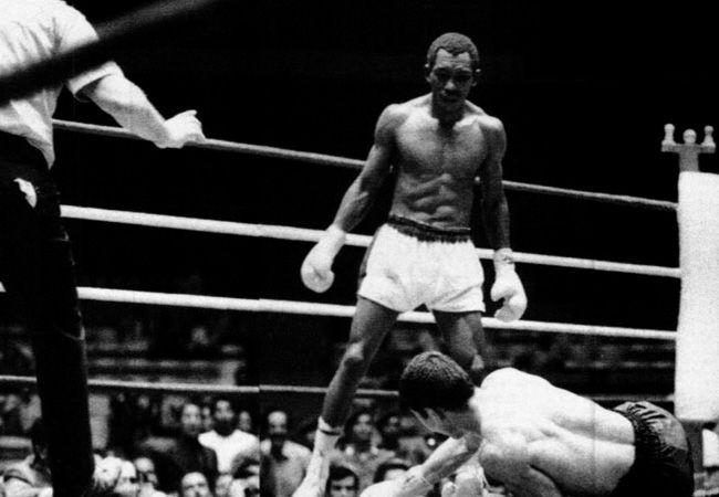 Antonio Cervantes 'Kid Pambele'. Colombian boxer- boxing | Boxeo ...