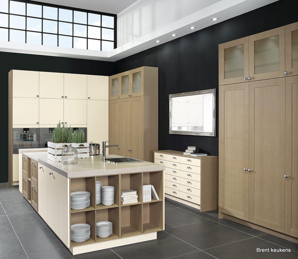 Brent keuken keukentrend 2013 2014 eiland keukens for Keuken ontwerpen op ipad