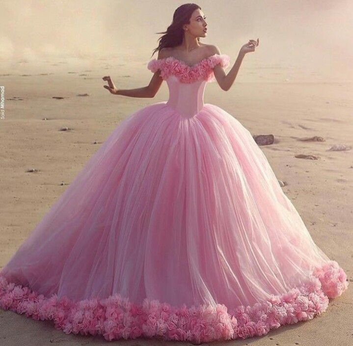 Pin by Tiffany Time on <3 PINK <3 | Pinterest | Prom, Quinceanera ...