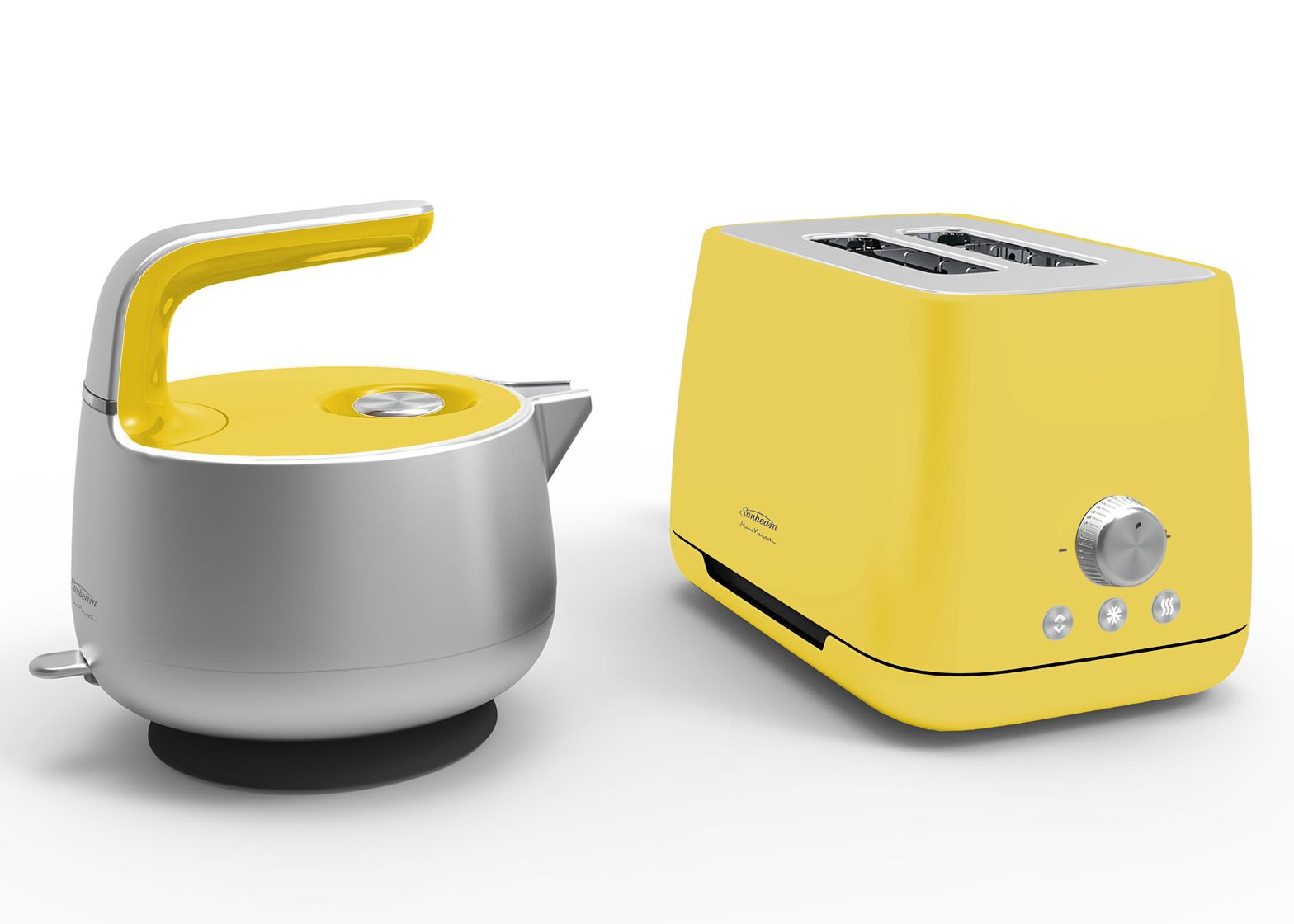 Marc Newson Designs Matching Kettle And Toaster For