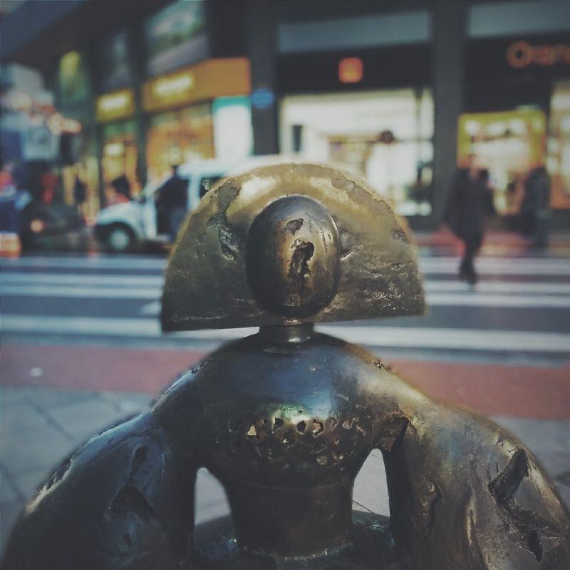 Menina #bilbao #menina #escultura #sculpture