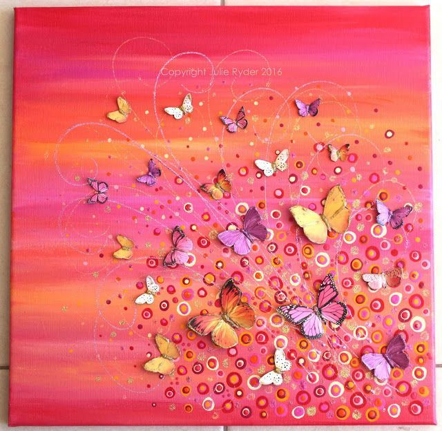 1000 Ideas About Canvas Art On