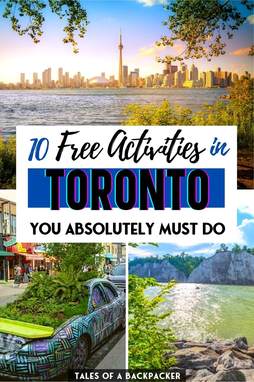 Free Things To Do In Toronto Canada In 2021 Canada Travel Canadian Travel Travel Inspiration Destinations