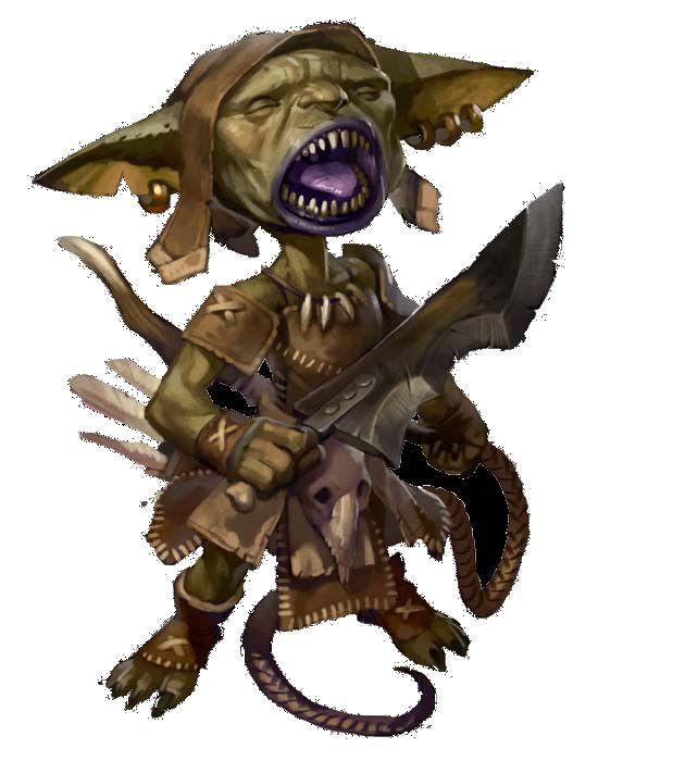 Goblin Punch D Shitty Goblin Traps