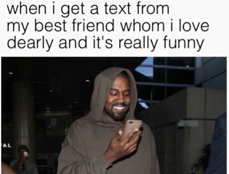 25 Wholesome Memes To Send To Your Best Friend Funny Friend Memes Funny Best Friend Memes Friendship Memes
