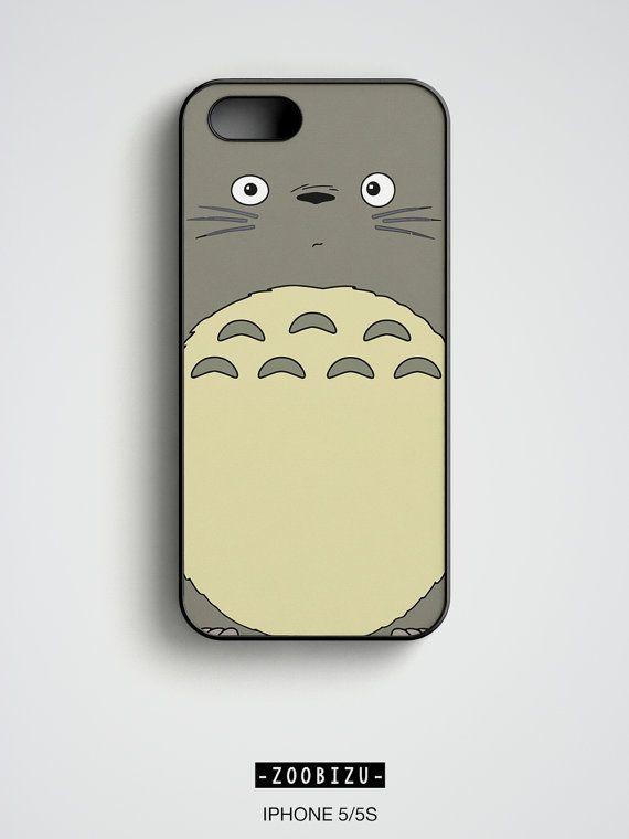 wholesale dealer 4c440 061d9 My Neighbor Totoro iPhone 8 Plus Case Miyazaki Phone Case, Studio ...