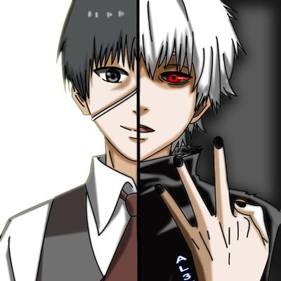 R Gambar Anime Keren Buat Foto Profil Wa Tokyo Ghoul Drawing Tokyo Ghoul Anime Tokyo Ghoul