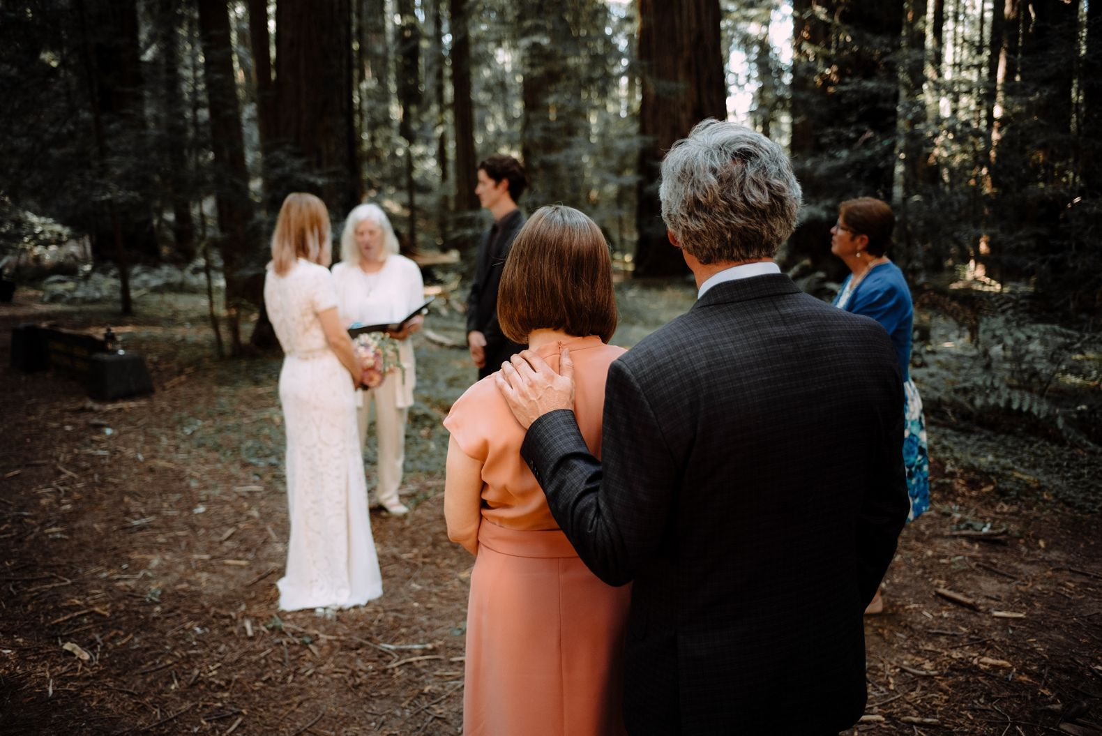 small intimate weddings southern california%0A Redwood Wedding  Small Intimate Wedding  Redwood Forest Elopement  California  Wedding  www