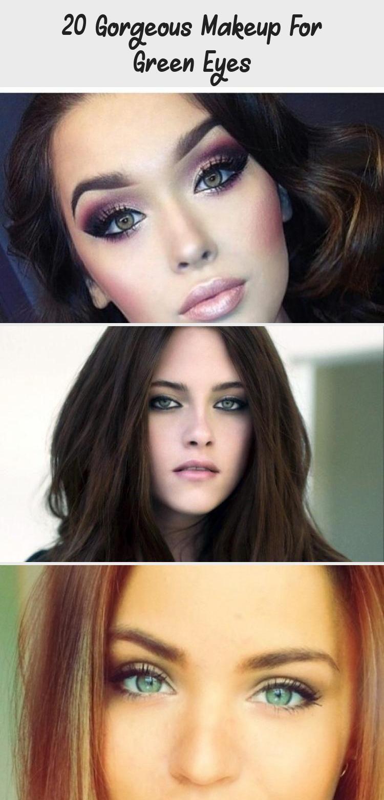 20 Gorgeous Makeup For Green Eyes Makeup For Green Eyes Eye