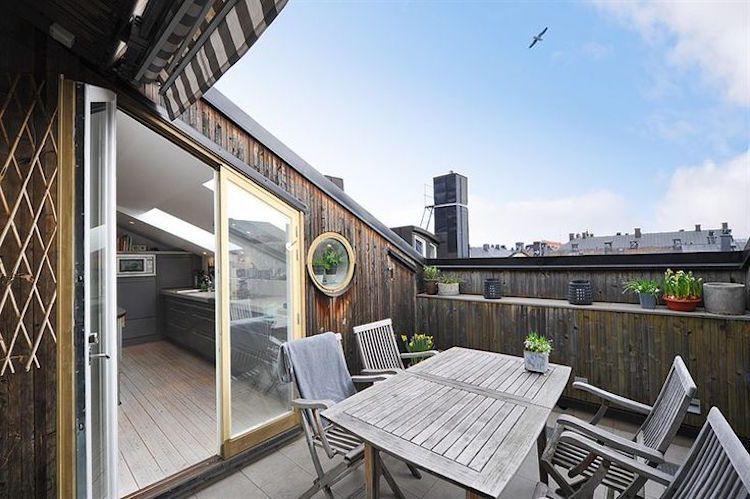 Aménagement toit terrasse moderne u2013 22 idées magnifiques à piquer