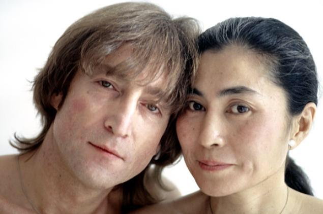 John and Yoko and May - NY Daily News