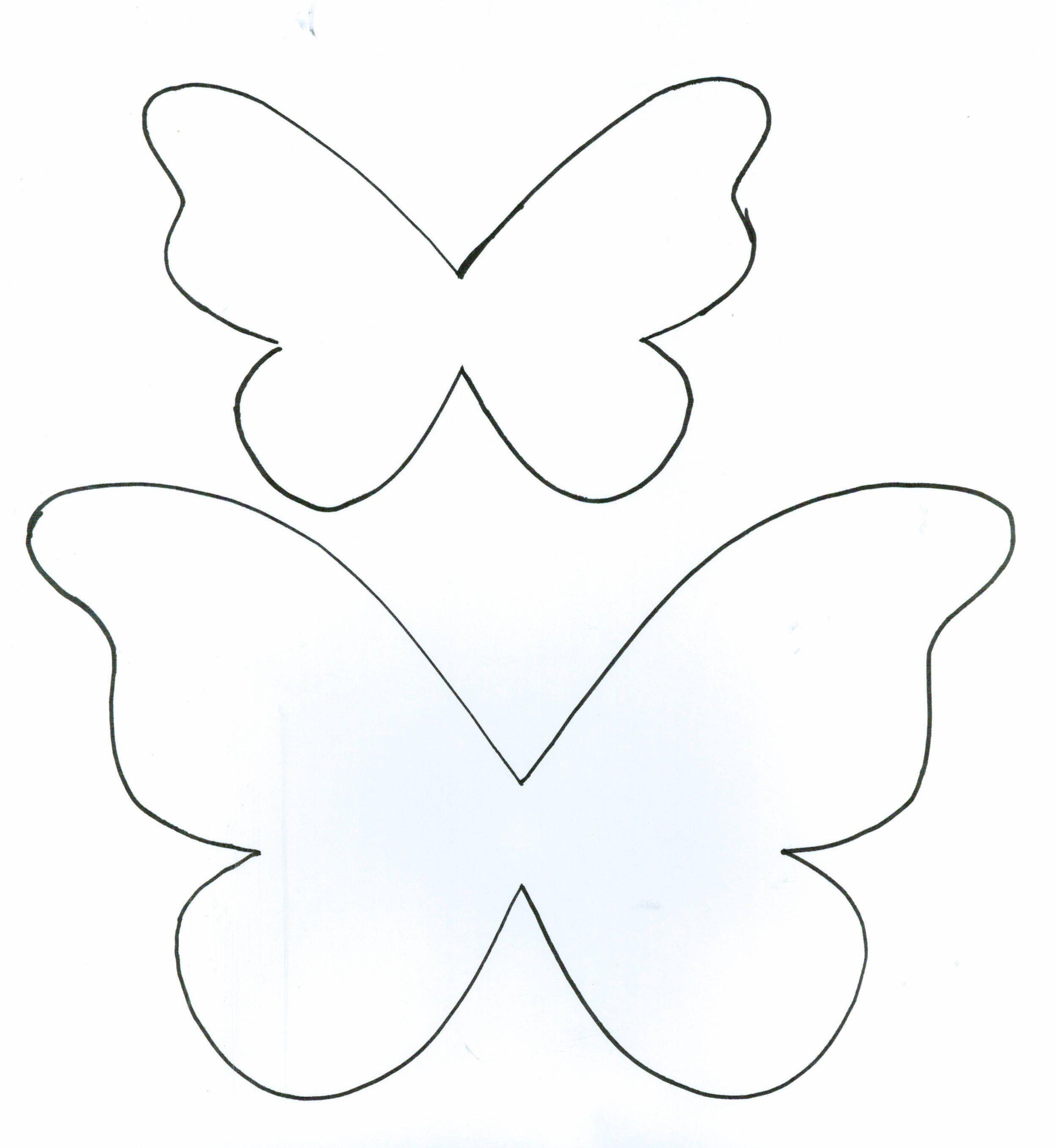 mariposa | Printables | Pinterest | Mariposas, Mariposas de papel y ...
