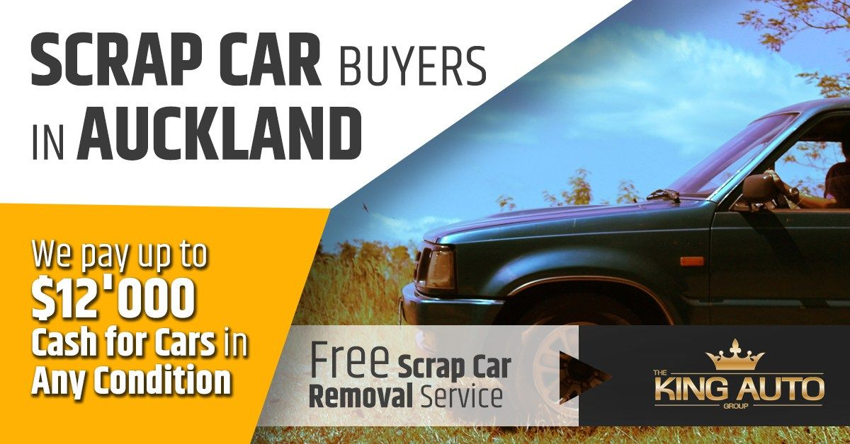 Auckland S Number One Car Buyers Scrap Car Car Buyer Car