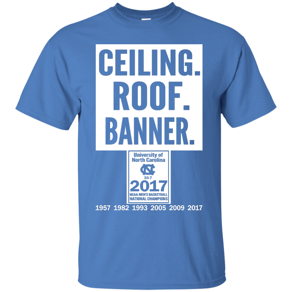 Ceiling Roof Banner Shirt Hoodie Sweater Sold By Ifrogtees