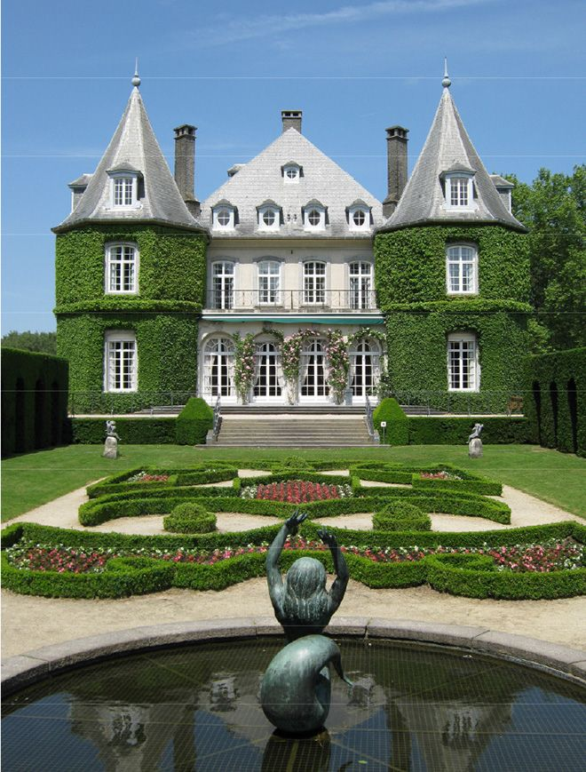 Chateau  Belgium Cerca