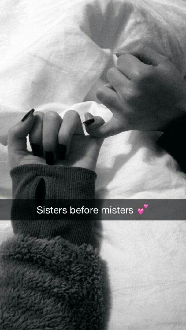 Freunde Little Sister Snapchat