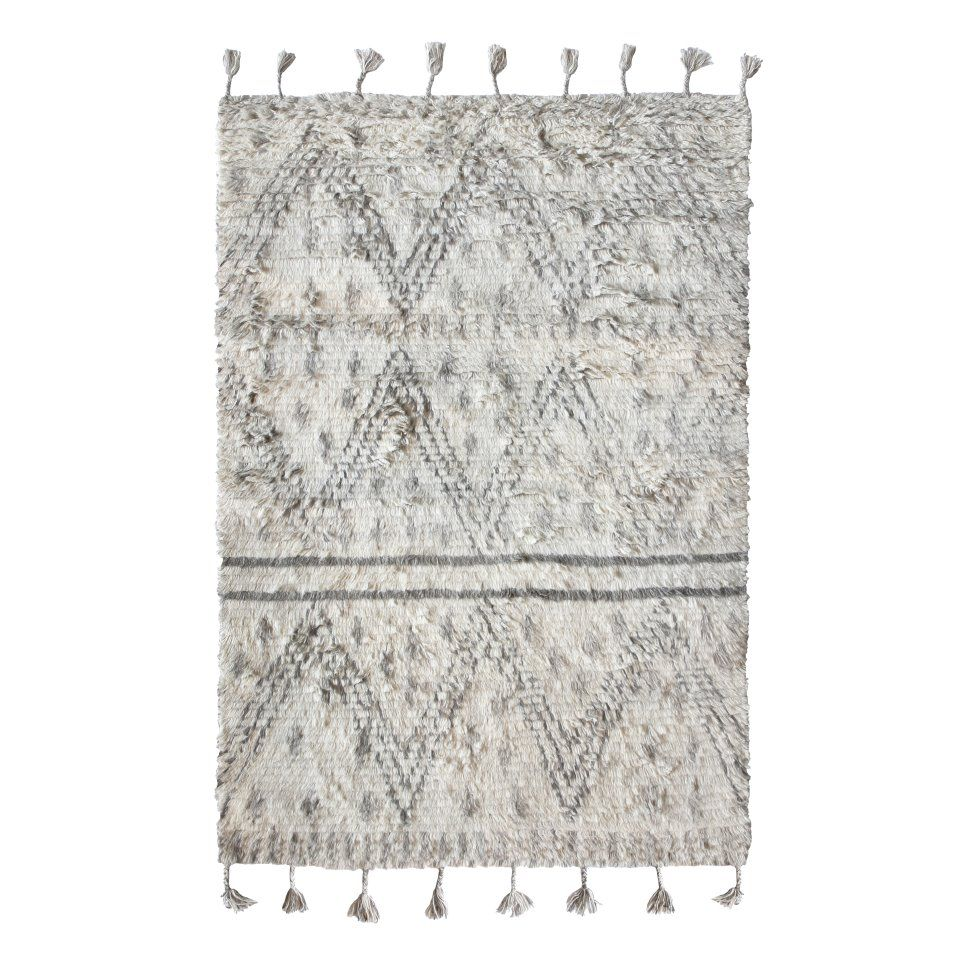 Photo of HK Living shaves carpet with tassels from HKliving – NordicNest.se