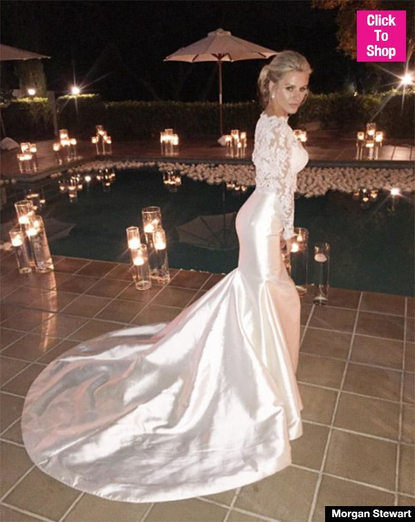 Morgan Stewart Wedding Dress Wedding Dresses Wedding Dress Trends Two Piece Wedding Dress