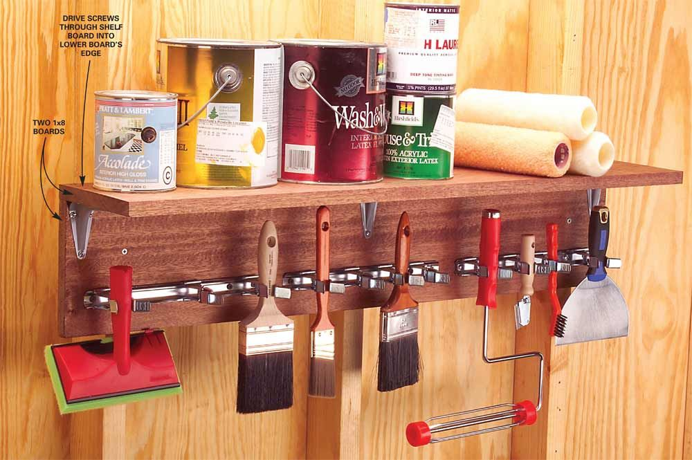 27 Life Changing Garage Organization Ideas Garage Organization Garage Organization Tips Paint Storage