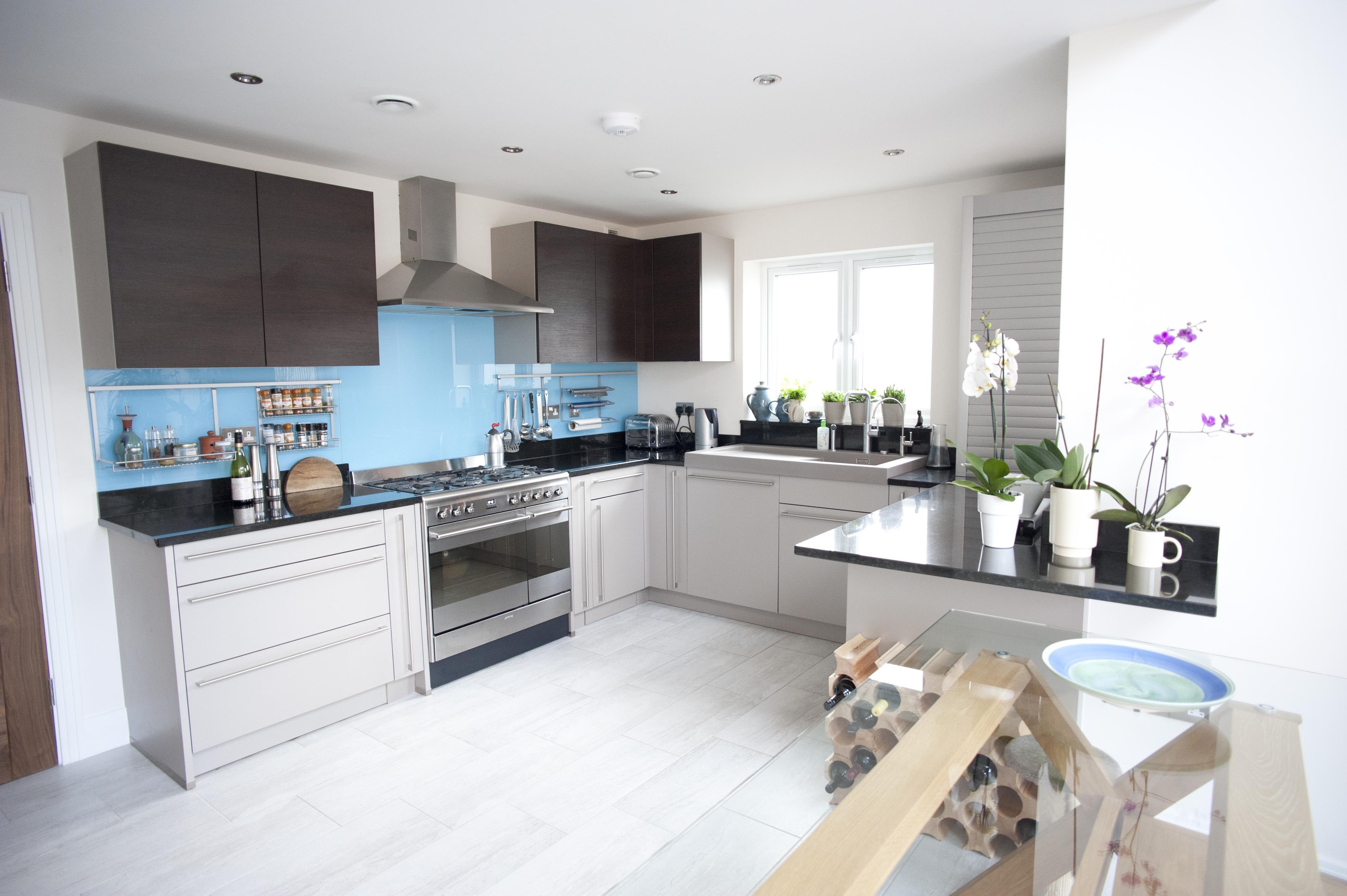 Nolte Kitchens | Cheshunt FC, Glass splashbacks and Kitchens