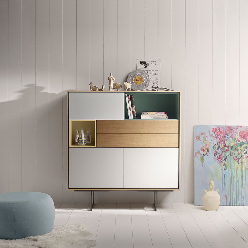 Aura Collection 1 In 2019 Smith Street Tall Sideboard