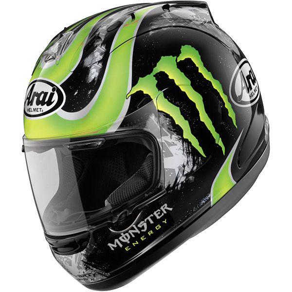 Arai Corsair V Crutchlow Helmet Motochanic