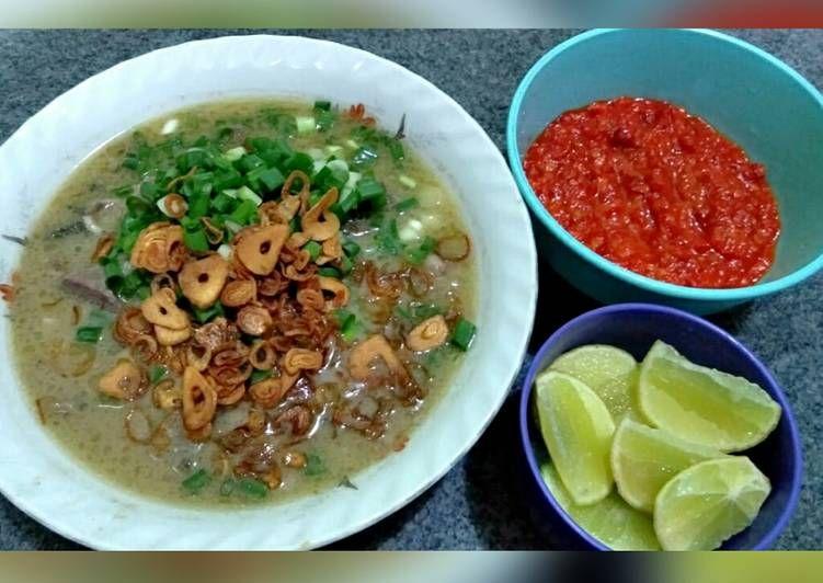 Resep Coto Makassar Oleh Yunita Zaiful Resep Resep Resep Masakan Asia Masakan