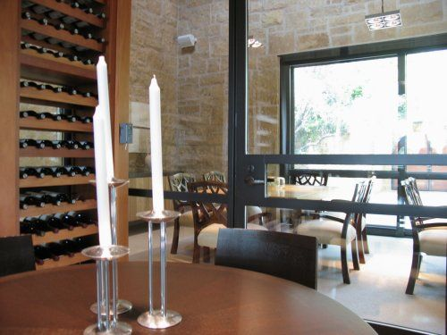 Modern Architecture News modern interiors news napa california: o'shaughnessy winery angwin