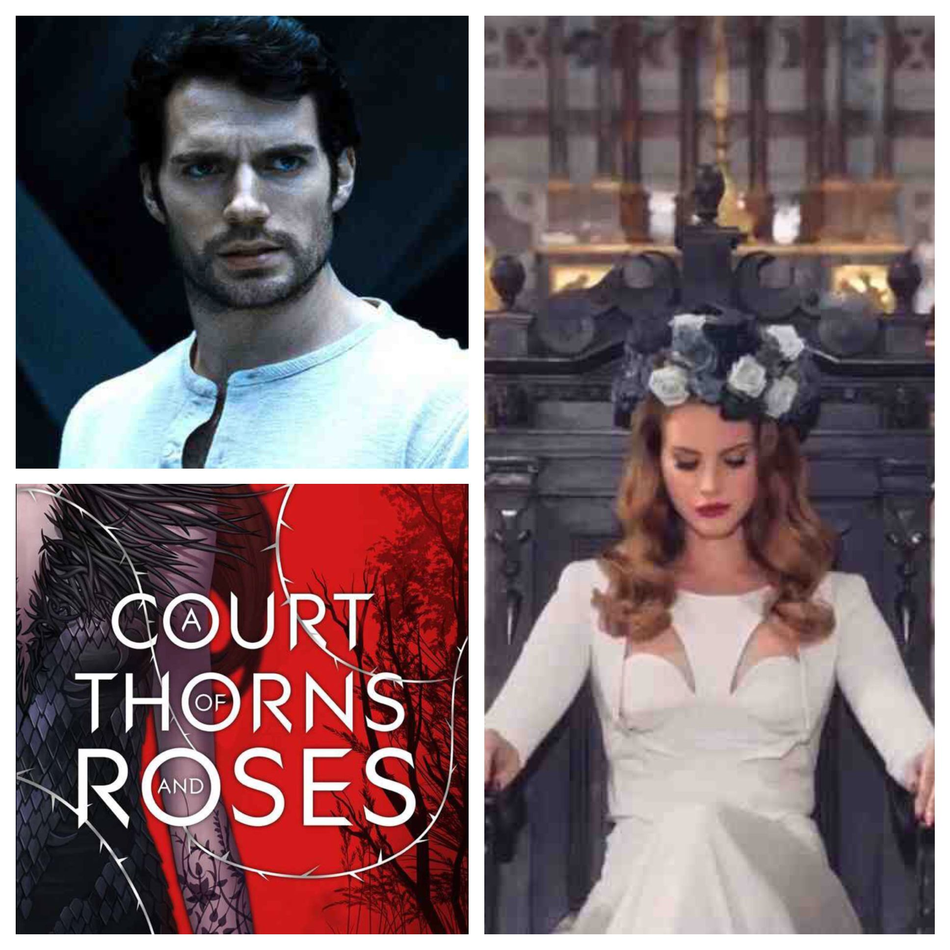 Amarantha And Rhysand A Court Of Thorns And Roses By Sarah J