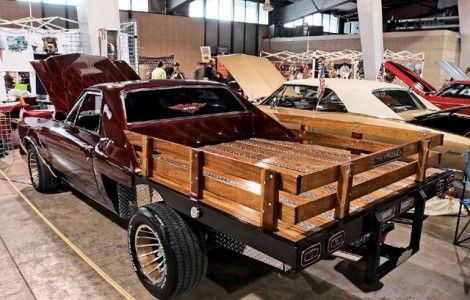 How To Build A Flatbed Pickup Truck From Wood Projects To Try