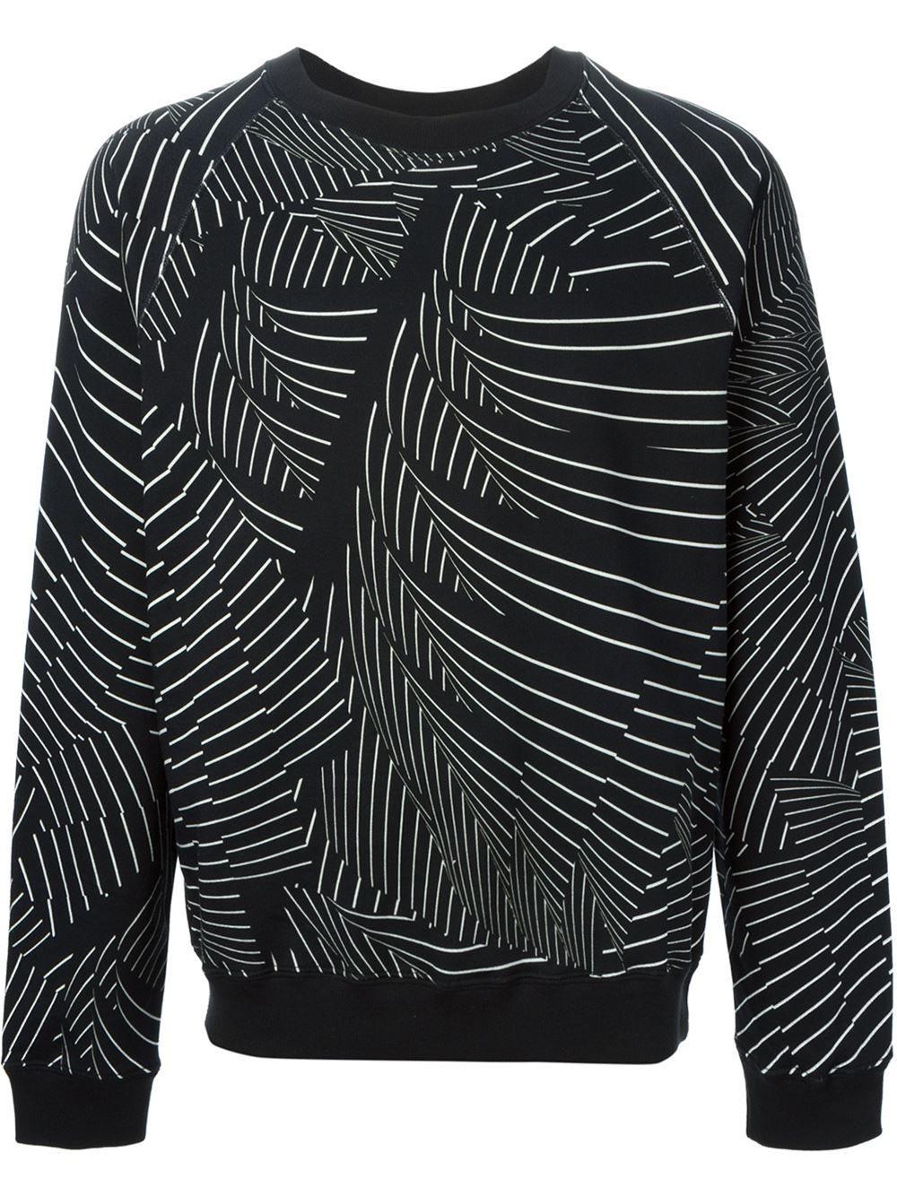Christopher Kane Pages Print Sweatshirt - Minetti - Farfetch.com