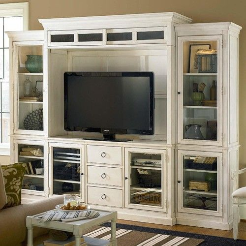 Summer Hill Entertainment Wall Unit by Universal Entertainment