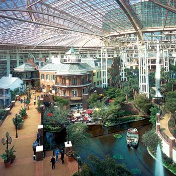 Opryland Hotel One Of The Most Beautiful Hotels Ever Places Nashville Airport Marriott Lobby
