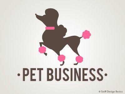 Ready Made Pet Business Logo Modern 14 Dog Grooming Shop Dog