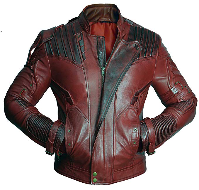 Mens Faux Leather Jackets Slim fit Winter Motorcycle Bomber Flight Zip Up