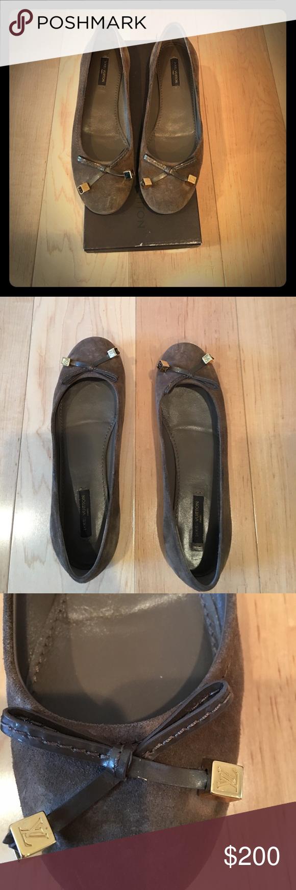 0a4aff56bd36 Louis Vuitton Ballerina Flats Ballerina Flats