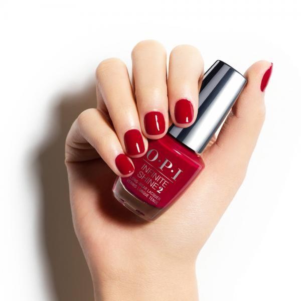 OPI Infinite Shine Malaga Wine | OPI | Pinterest | OPI and Wine nails