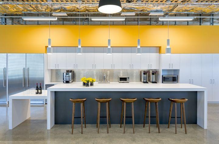 Gensler office, Oakland – California » Retail Design Blog ...