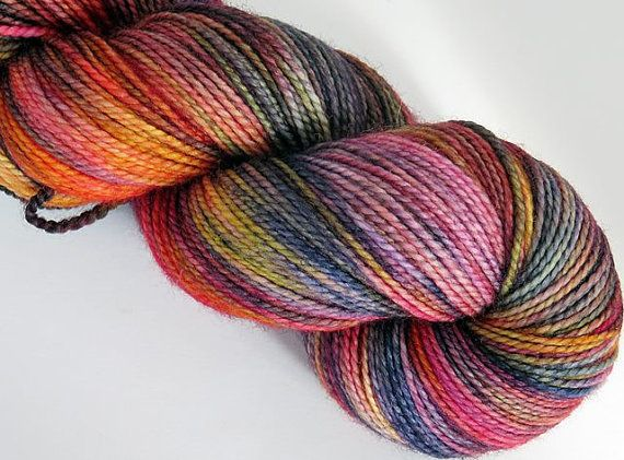 Space Oddity  - Softwear - SW Meino/Nylon - Fingering Weight 400yds