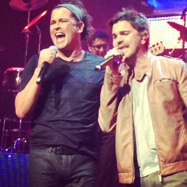 Carlos Vives & Juanes !!! Amazing concert !