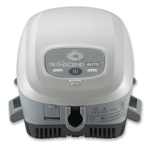 Transcend Travel Auto CPAP with EZEX Sleep therapy