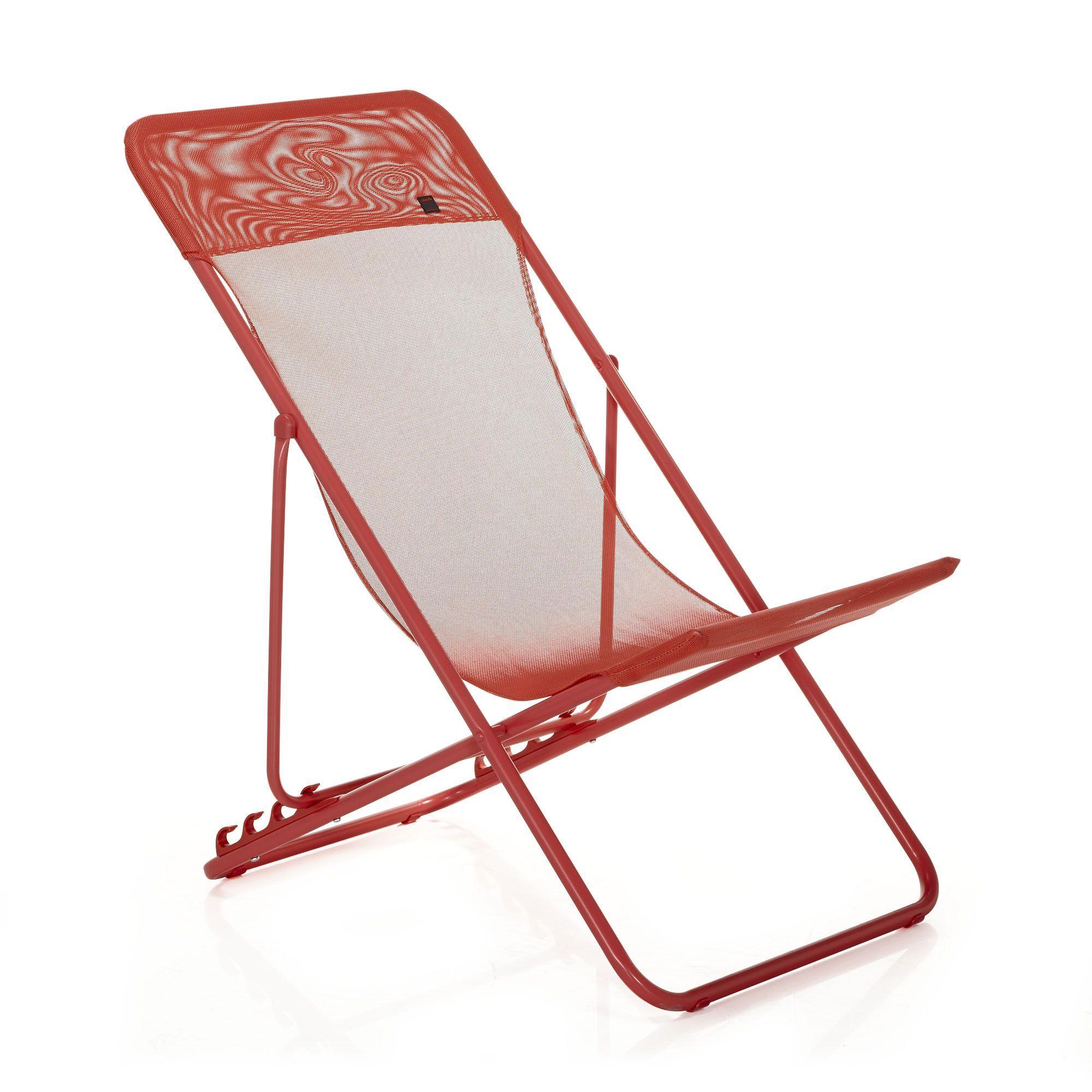 Chaise Longue Pliante Rouge Lafuma Maxi Chaises Longues Et Chiliennes Transats Et Chaises Long Chaise Longue Jardin Chaise Longue Pliante Mobilier De Salon