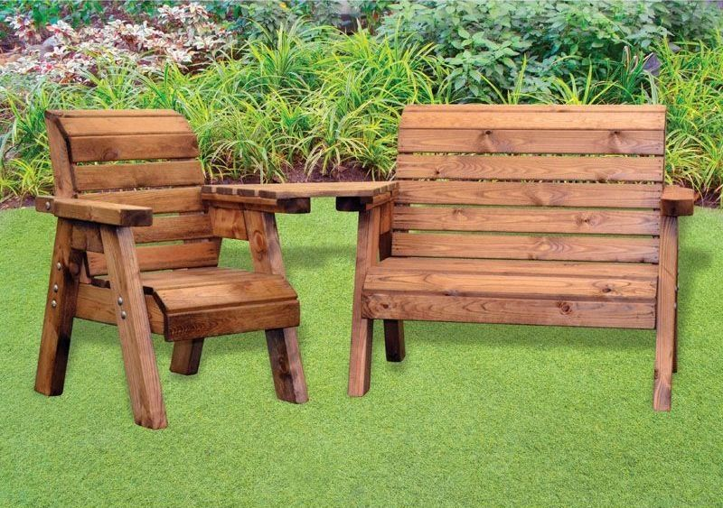 Charles Taylor Little Fellas Bench and Chair Combination ...