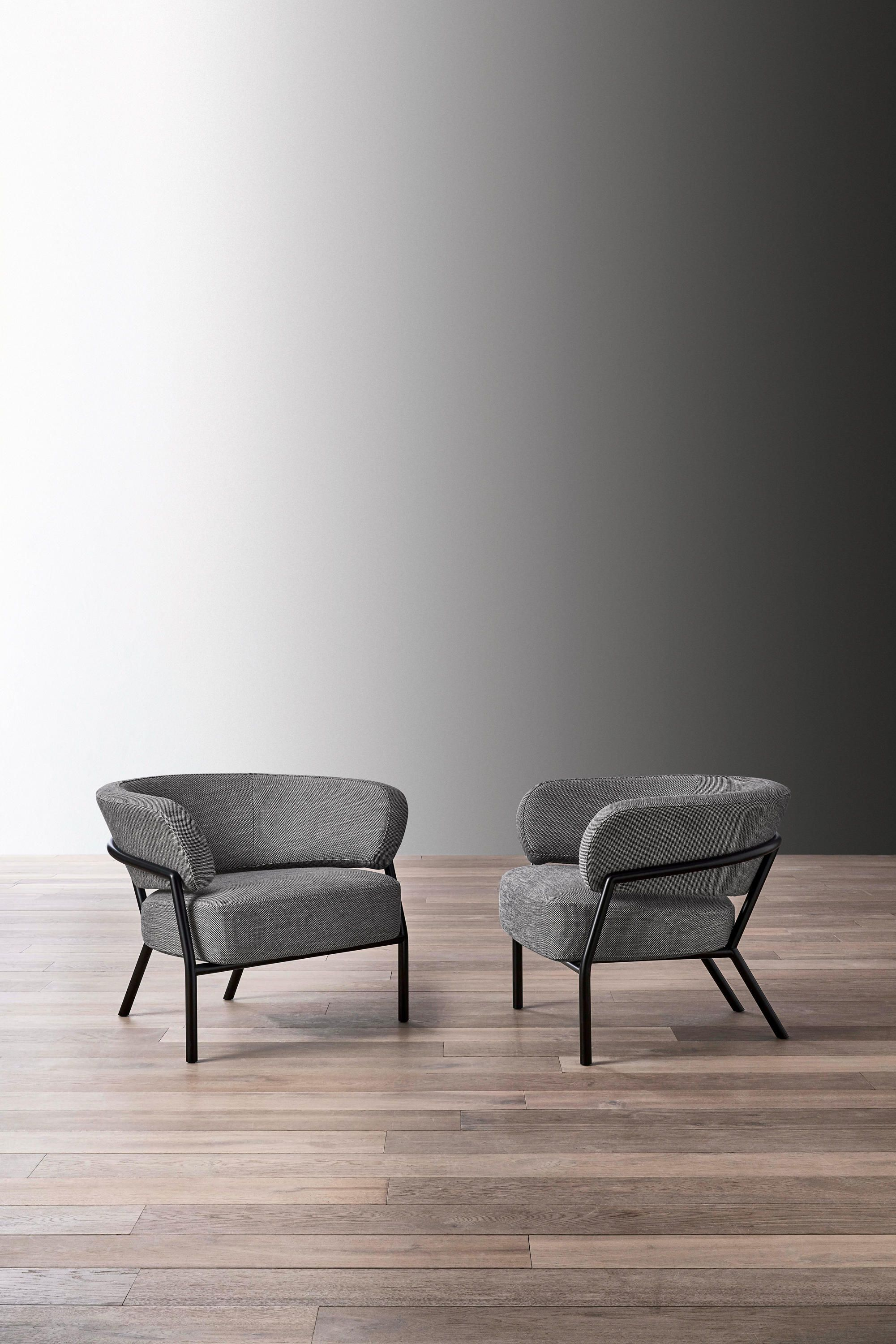 Nani Small Armchair Designer Armchairs From Meridiani All