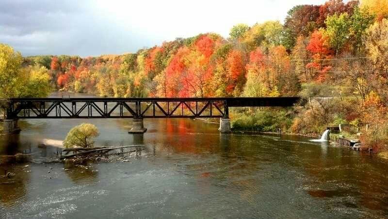Muskegon River Newaygo Michigan Muskegon River Newaygo Michigan