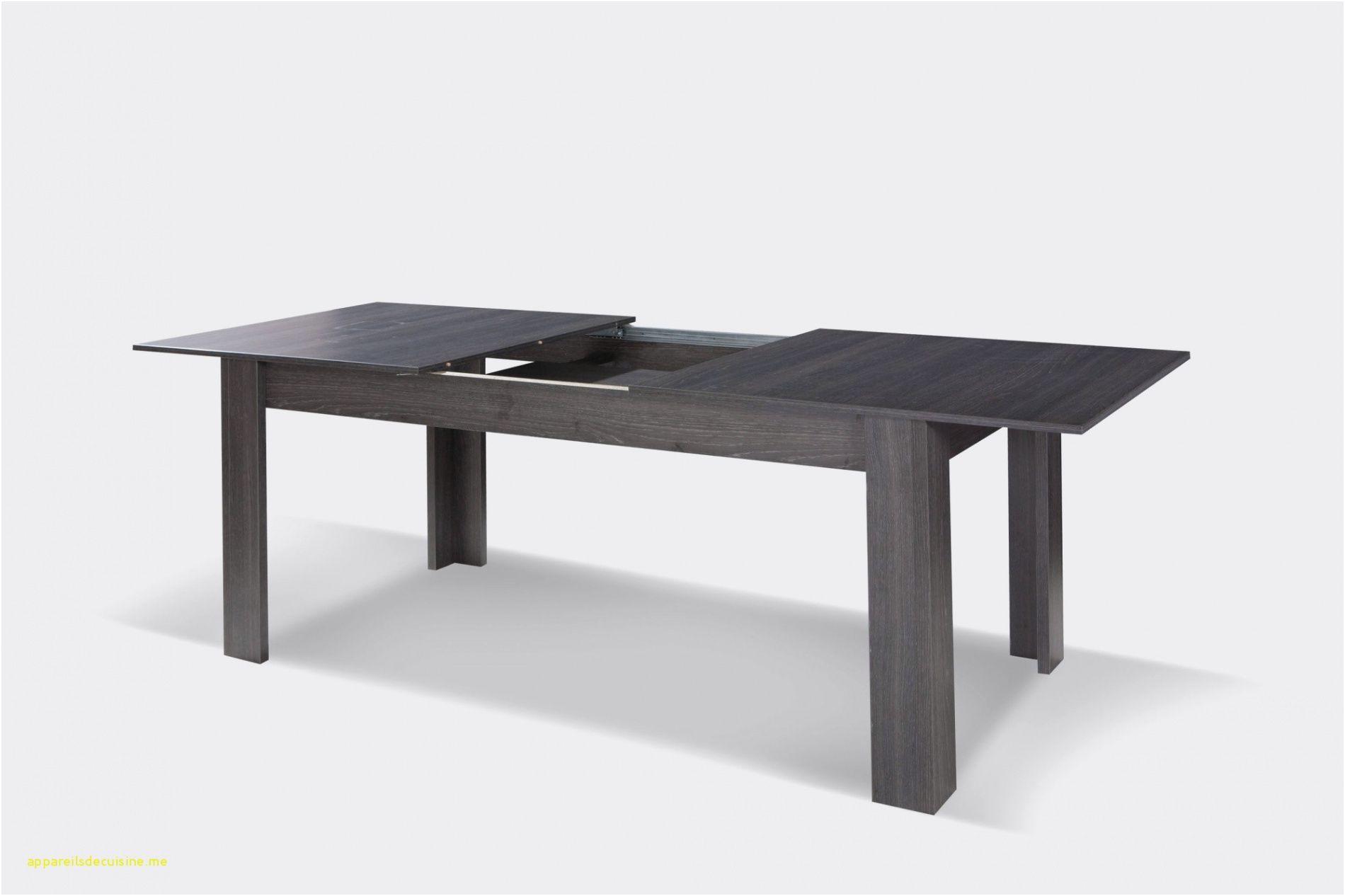 Table Bois Avec Rallonge Luxe Table Salle A Manger Bois Metal